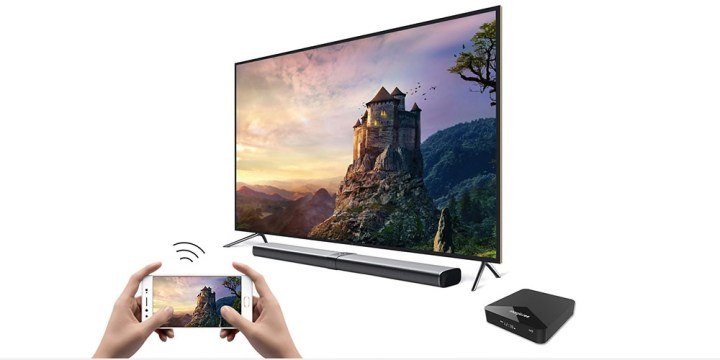 MAGICSEE-N5-Android-TV