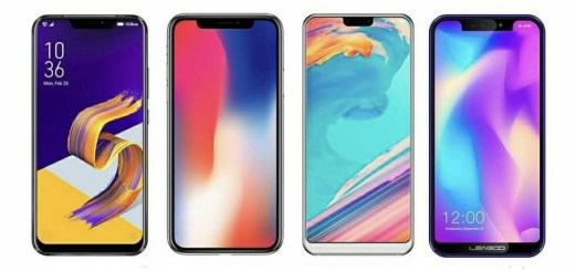 smartphones-met-notch