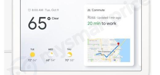 Google-Home-Hub-voorkant