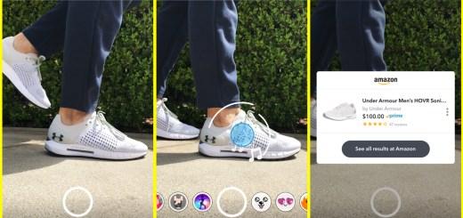 Snapchat-amazon-visual-search