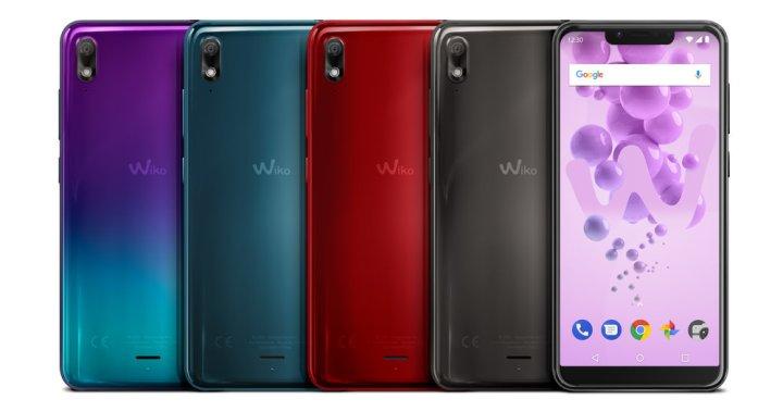 Wiko_View-2-Go-kleuren