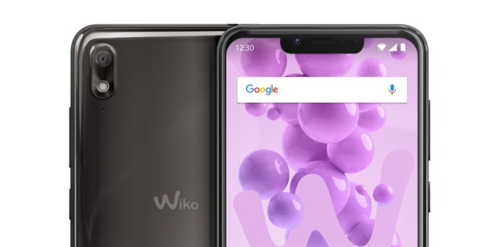 Wiko_View-2-Go-top