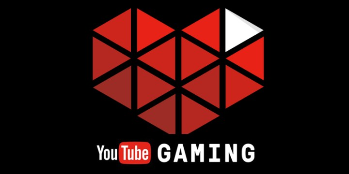 YouTube-Gaming-app