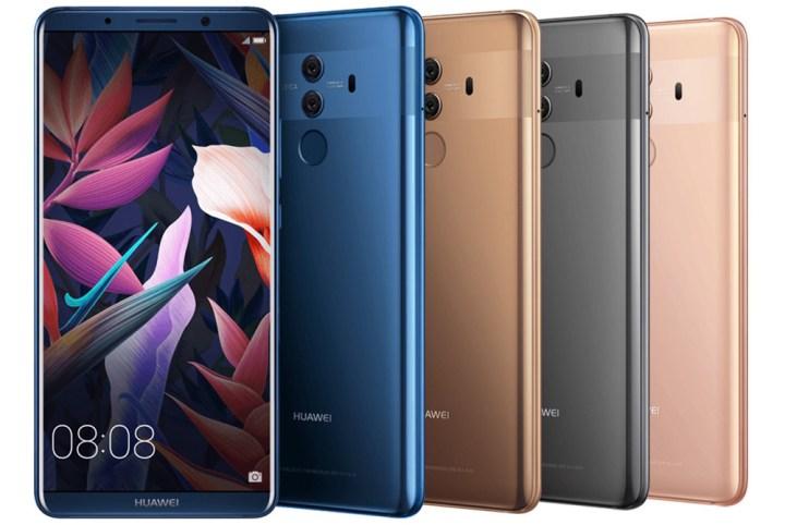 Huawei-Mate-10-Pro-kleuren