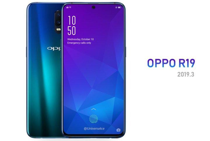OPPO-R19