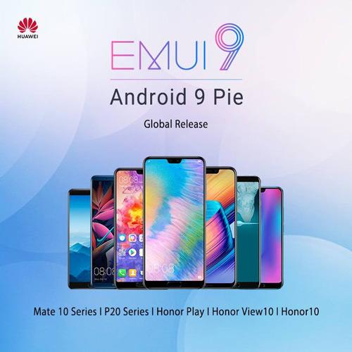 Huawei-Honor-Android-9-Pie-EMUI 9.0