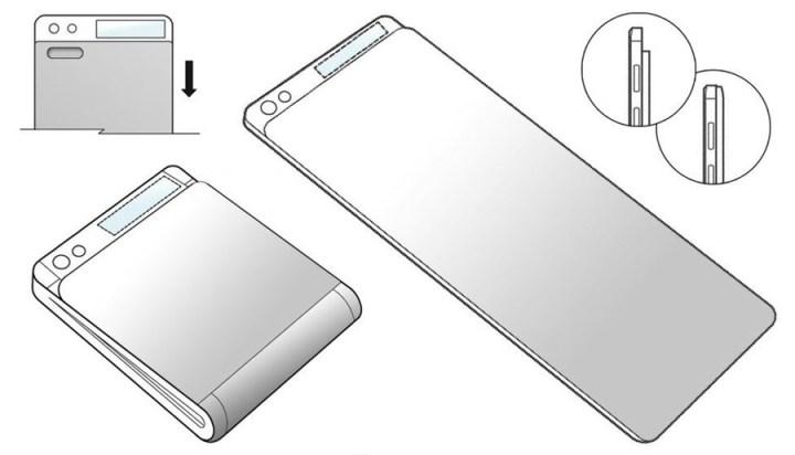 Samsung-patent-opvouwbare-smartphone