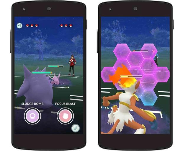 pokemon-go-Training-Battles