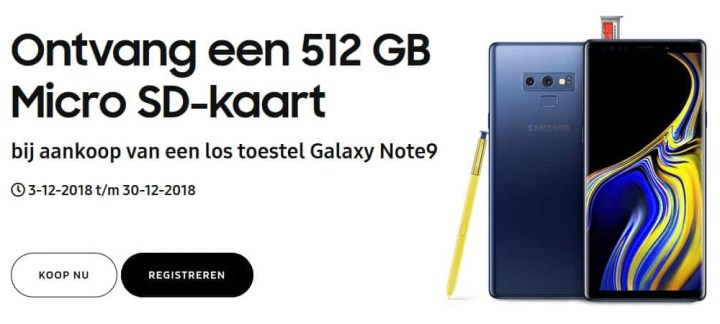 samsung-galaxy-note-9-512gb-sd-kaart-actie