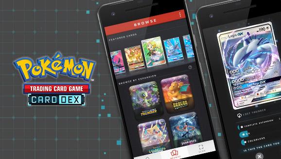 Pokémon-TCG-Card-Dex