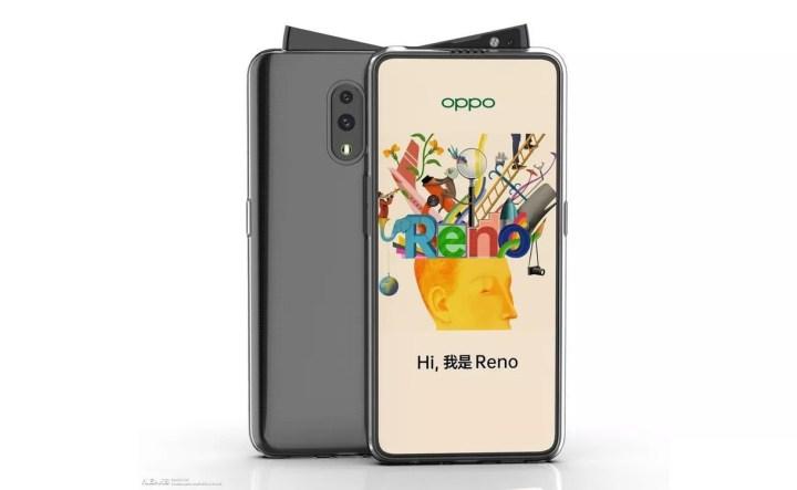 Oppo-Reno-smartphone