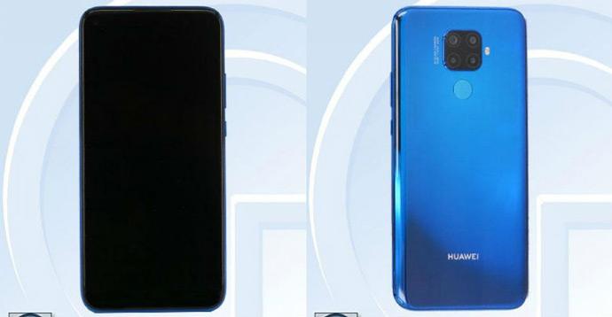 Huawei-Mate-30-Lite-TENAA