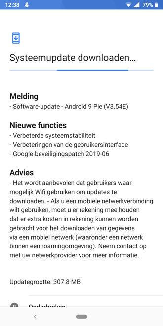 Nokia-7-Plus-beveiligingsupdate