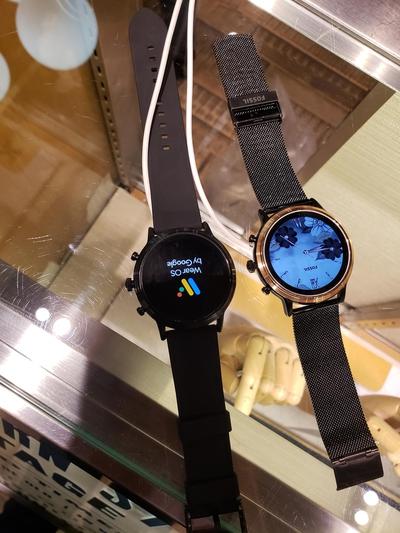 Fossil-smartwatch-Wear-3100-foto