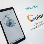 Hisense-color-e-ink-smartphone