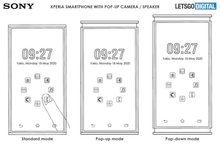 Sony-smartphone-pop-up-speaker-camera-2