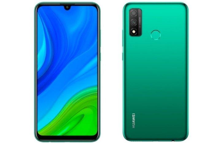 huawei-p-smart-pro-2020-groen
