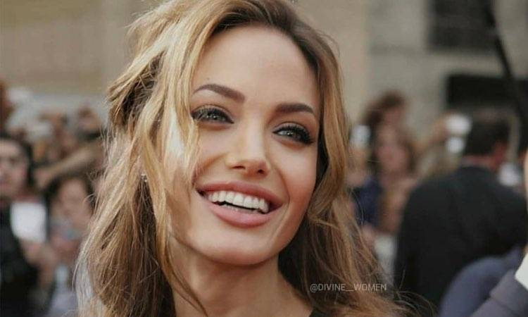 Angelina Jolie on Instagram