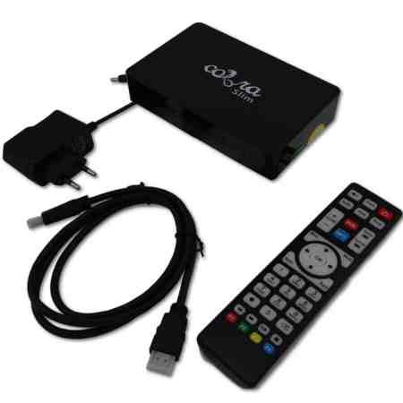 Cobra Slim IPTV set top box