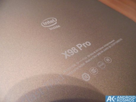 Test / Review: Teclast X98 Pro 9,7 Zoll Tablet mit Dual-Boot Windows 10 + Android 5.1 18