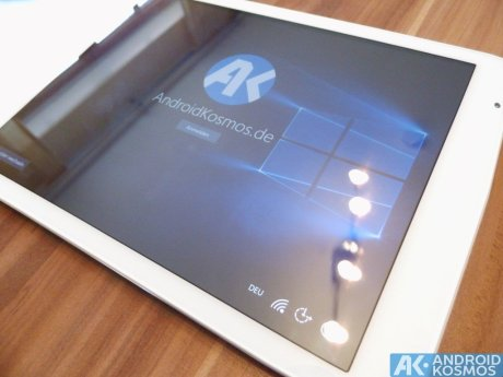 Test / Review: Teclast X98 Pro 9,7 Zoll Tablet mit Dual-Boot Windows 10 + Android 5.1 27