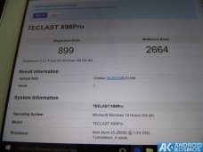 Test / Review: Teclast X98 Pro 9,7 Zoll Tablet mit Dual-Boot Windows 10 + Android 5.1 47