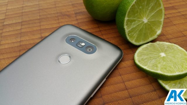 LG G5 Review: Starkes Smartphone, Schwache Module | AndroidKosmos image 16