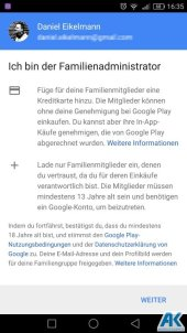 Play Store: Family Library und neue Kategorien 3