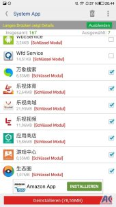 Anleitung/HowTo: LeEco Le Pro 3 - TWRP Recovery und Flash Root 22