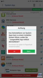 Anleitung/HowTo: LeEco Le Pro 3 - TWRP Recovery und Flash Root 23