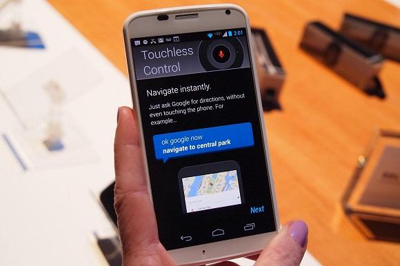 Motorola-Moto-X-touchless-control