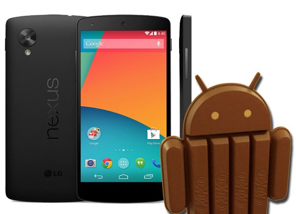 Nexus 5 Android 4.4 AndroidLAB