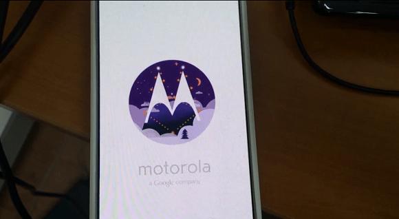 Moto G Boot