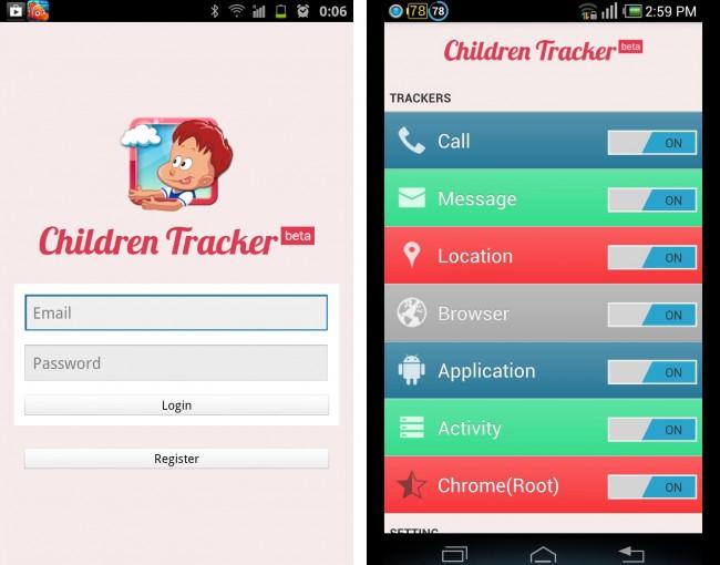 Children Tracker ist eine sehr sauber durchimplementierte Überwachungslösung - mehr Informationen liefert dir kein anderer Dienst – wenn Du ein Telefon unter Kontrolle halten möchtest, ist das der beste Weg!