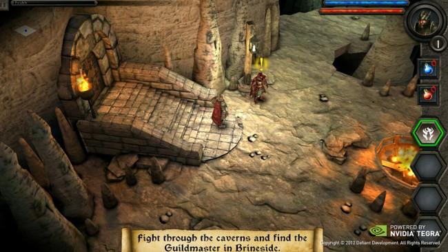 Sieht aus wie Diablo und spielt sich auch so: Heroes Call.