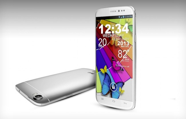 Blu Products will hochwertige Smartphones zu günstigen Preisen anbieten. Foto: TheVerge.