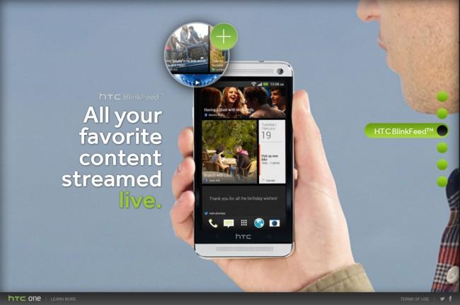 Das HTC One ist eines der beeindruckendsten Handies am Markt.