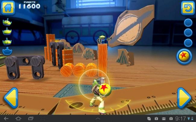 In diesem 3D-Puzzle-Spiel ist es deine Aufgabe, Bälle zu werfen, um Aliens aus dem Weg zu räumen, die auf Klötzen Platz genommen haben.
