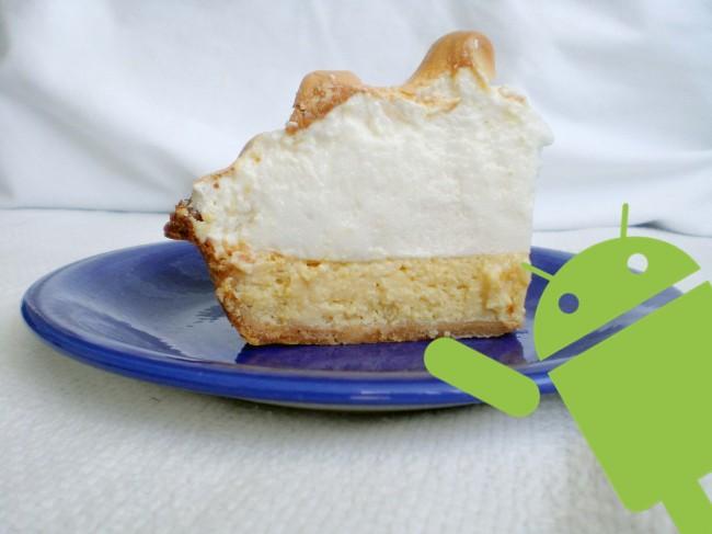 Statt Key Lime Pie könnten wir Android 4.3 zu sehen bekommen.