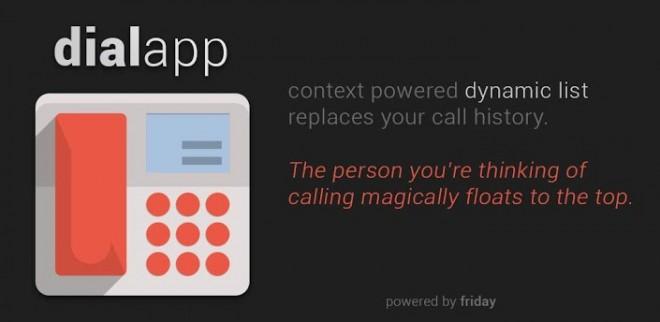 DialAppTitel