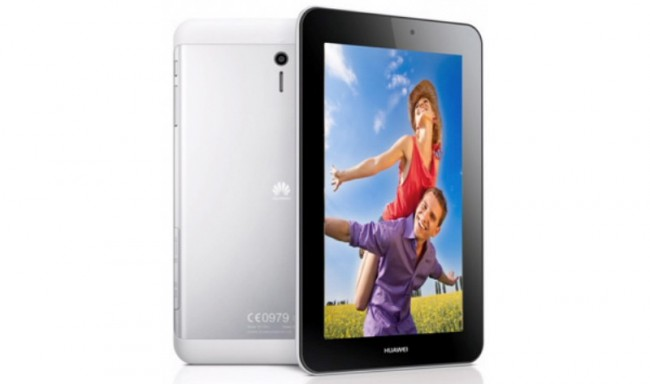 Huawei Mediapad 7. Foto: The Next Web.