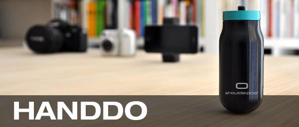 Der zweite Teil des Shoulderpod ist das HANDDO. (Grafik: Indiegogo)