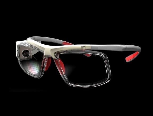 Diese Brille soll dem Google Glass Projekt Konkurrenz machen.