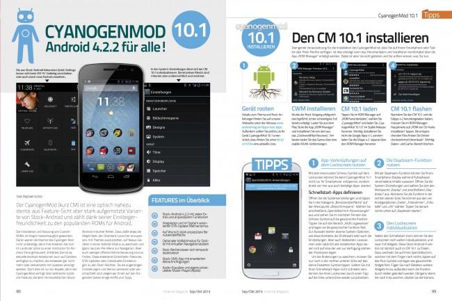 Tipps: CyanogenMod (2 von 6 Seiten)