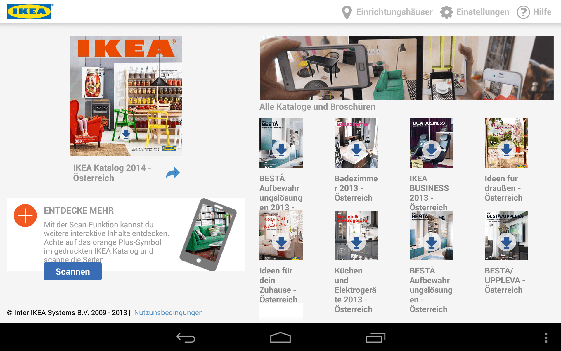 ikea katalog empfehlung der redaktion androidmag. Black Bedroom Furniture Sets. Home Design Ideas