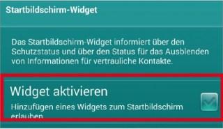 Widget_wegraeumen