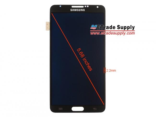Das Note 3 hat einen größeren Display als sein Vorgänger. (Quelle: phonedog.com)