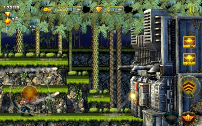 """Wer """"Contra: Evolution"""" zum ersten Mal spielt, fühlt sich instinktiv in eine Spielhalle zurückversetzt."""