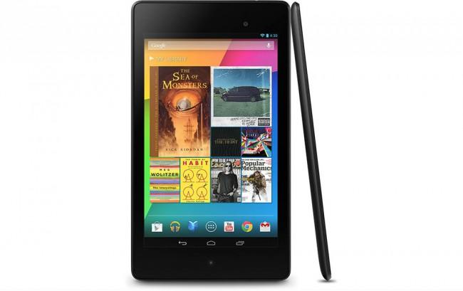 Das Nexus 7 besitzt das bisher beste Display das in einem 7 Zoll Tablet verbaut ist.