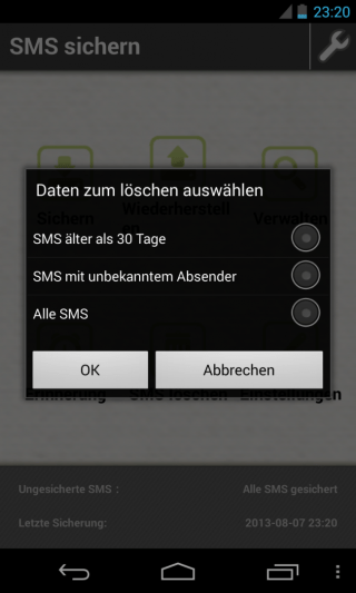 SMS Backup Restore 03
